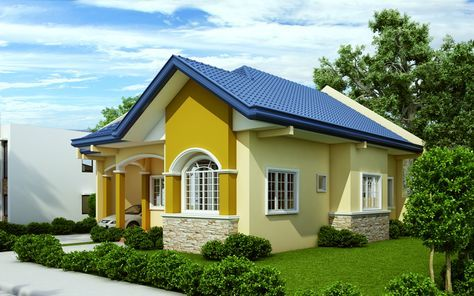 Small House Design 2015012 Pinoy Eplans Bungalow House Design Small House Design House Design Photos
