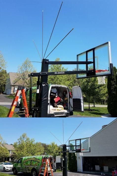 89 Basketball Hoop Installation Ideas Basketball Hoop Basketball Installation