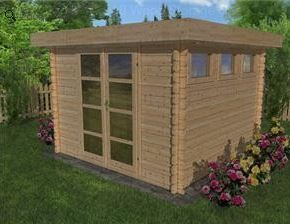 Moderna 10 X 10 Wood Storage Shed Kit Building A Shed Shed Plans Shed