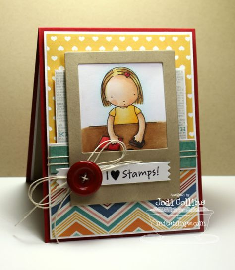 I {heart} Stamps!