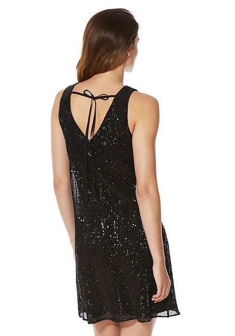 Tesco direct: F&F Sequin Shift Dress | Fashion outfits