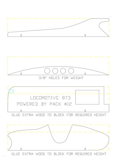 pinewood derby free templates Pinewood Derby Car Cutting - pinewood derby template