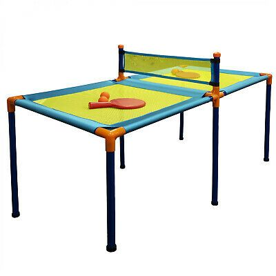Advertisement Ebay Paddle Ball Table Set 51 Inch Indoor Outdoor Lightweight Portable For Beach Park Table Tennis Indoor Indoor Outdoor