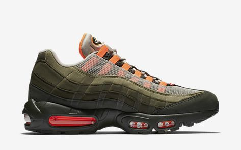 best service e0ba1 06c9f Nike Air Max 95 « Total Orange » Now €190 Style Code   AT2865-200