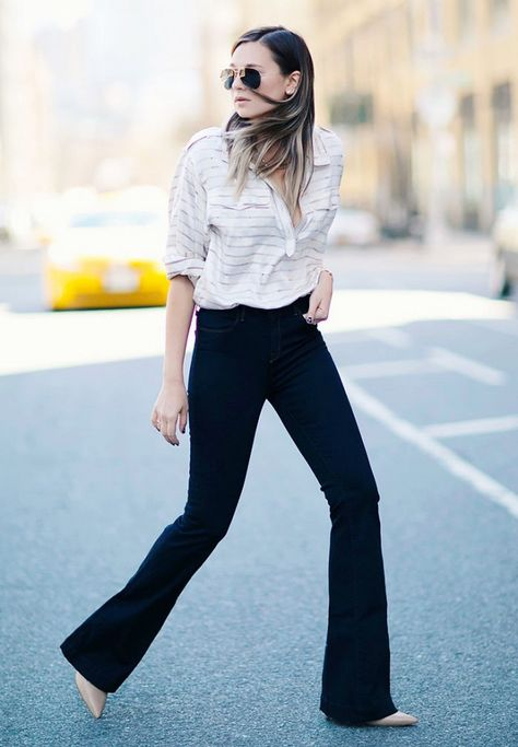 14+Seriously+Impressive+Outfits+to+Inspire+Your+Spring+Style+via+@WhoWhatWear