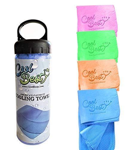 Internet S Best Cooling Towel Workout Tennis Golf Biking