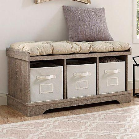 52eb4e0d368006f836d7a04df5ed5588 - Better Homes & Gardens Pintucked Storage Bench