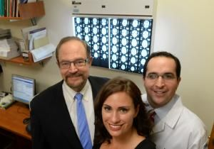 Cutting-edge treatment helps journalist battle migraine misery