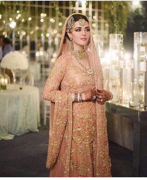 Beautiful Pakistani bride Natasha Khalid – The Best Ideas