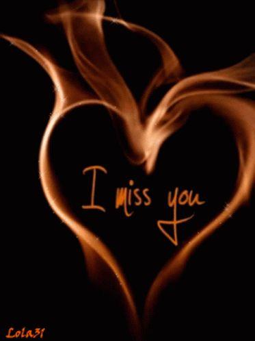 IMiss You Heart GIF - IMissYou Heart Love - Discover & Share GIFs