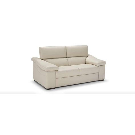 Natuzzi Editions B901 2 Seater Recliner Leather Sofa | 24 heritage ...