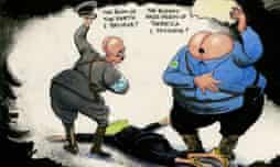 Steve Bell on the Queen, Brexit and prorogation – cartoon | Opinion | The Guardian