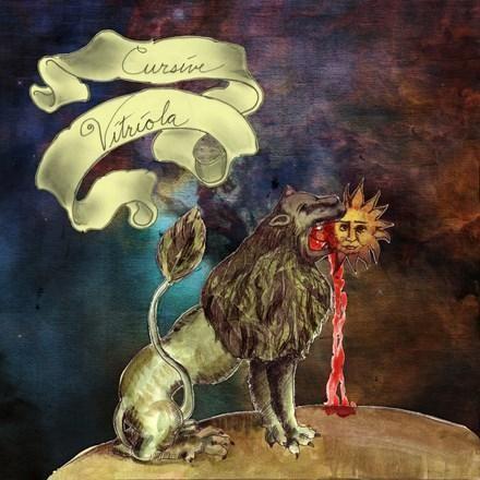 Cursive Vitriola Colored Vinyl Lp Vinyl Album Art Lp Vinyl