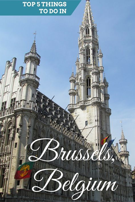 Adoration 4 Adventure's top 5 things to see and do in Brussels, Belgium.  I visited Brussels in the springtime and enjoyed every second of the city. Here are my top choices (in no particular order) of what not to miss when visiting Brussels.