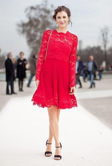 Soiree robe rouge gatineau