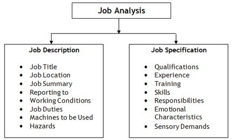 JOB DESCRIPTION Business owners and managers must be able to - engineer job description