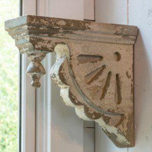 Distressed Decorative Corbel In 2020 Decorative Corbels Decor Rustic Decor
