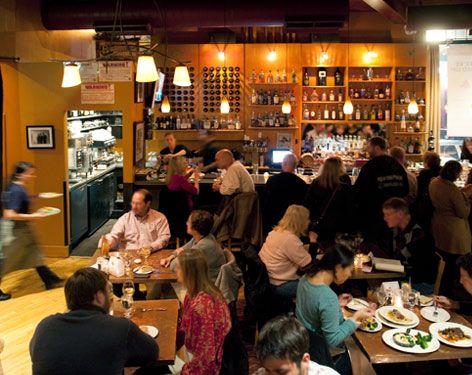 Home - The Fireplace Restaurant: 1634 Beacon Street, Brookline, MA ...