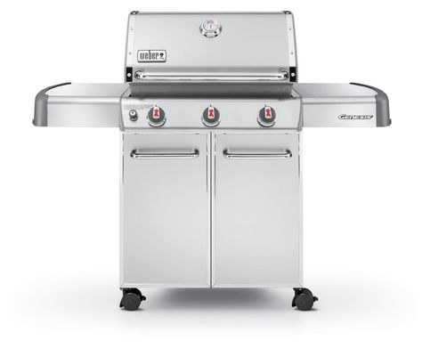 Genesis S 310 Lp Gas Bbq Natural Gas Grill Propane Gas Grill Best Gas Grills