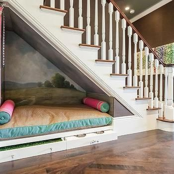 Under The Stairs Dog Bed Bed Under Stairs Room Under Stairs