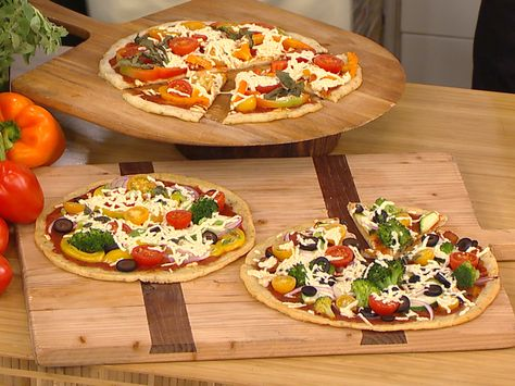 Make allergy-free pizza your kids will love