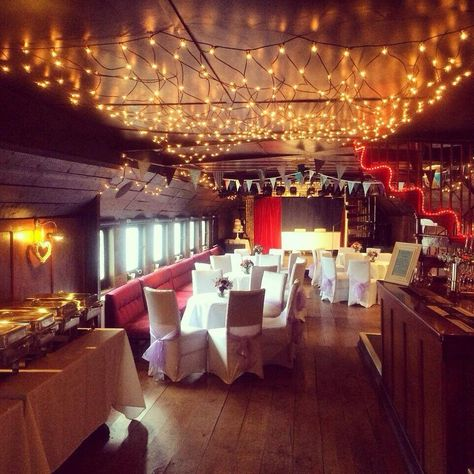 Christmas Boat Party London.Christmas Boat Party At Battersea Barge London See More