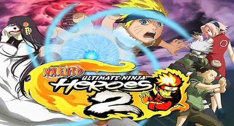 psp games download naruto ultimate ninja heroes 2