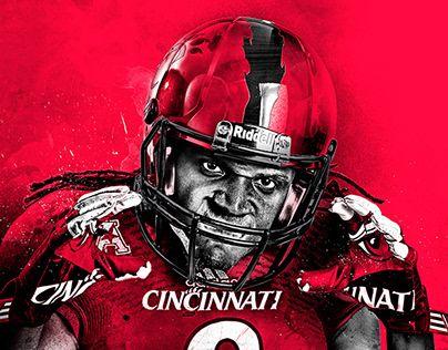 Cincinnati Bearcats Athletics 2012 13 On Behance In 2020 Cincinnati Bearcats Bearcats Cincinnati