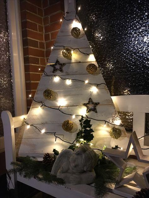 Pinterest weihnachtsdeko tannenbaum