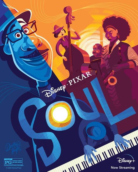 Watch Disney Pixar SOUL on Disney+ – Get the Activity Sheets! #PIXARSOUL