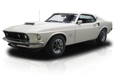 1969 Ford Mustang Boss 429 Ford Mustang Boss Ford Mustang