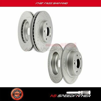 1 Rear Brake Drums  Fit Honda Civic 2006-2015