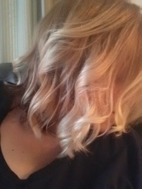 My color and cut
