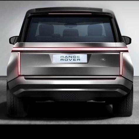 Design The Range Rover Virtue Ev Rear View Design101trends By Effili Design Range Rover Automotive Design Best Luxury Cars