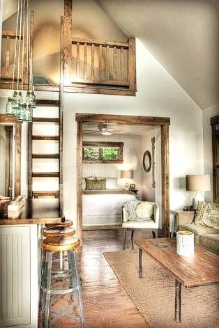 Small Guest House Interior Ideas From Smith Interiors A Guest Cottage On Leech Lake In Interior Small Cottage Interiors Tiny Cottage Interior Tiny House Design