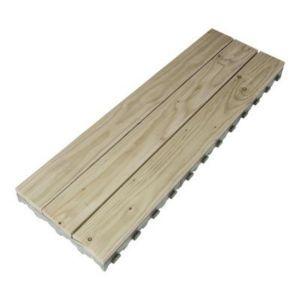 Plancher De Terrasse Epicea Xtiles Crossover L118 X L 39 Cm Castorama Castorama Plancher Terrasse