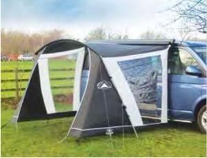 Sunncamp Swift Van Canopy Awning 260 2020 Window Fitting Caravan Awnings Canopy