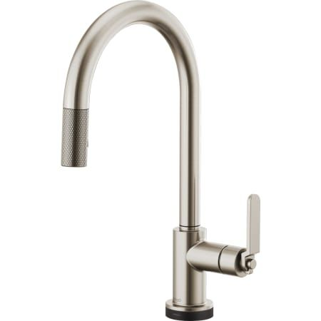Brizo 64044lf Faucet Handle Stainless Steel Kitchen