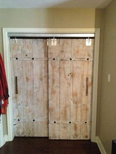 Double Pantry Doors January 24 2019 At 07 17pm Barn Style Doors