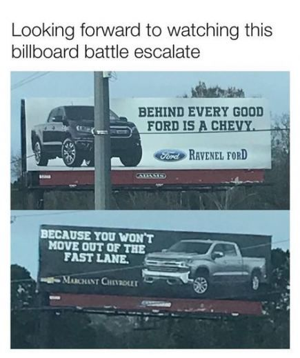 Eho Needs A Truck When Ford Memes Funny Car Memes Funny Jokes