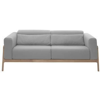 2-Sitzer Sofa Grau Designer Couch Sofa Graue Sofas Unsere - designer couch modelle komfort