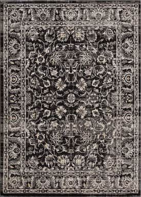 Well Woven Charcoal Amba Sonoma Rug Traditional Rectangle 7 10 X 9 10 Rugs Vintage Rugs Well Woven