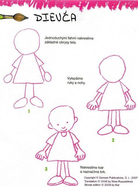Como Dibujar Una Persona Para Niños Yahoo Image Search Results Aprender A Dibujar Enseñar A Dibujar Como Dibujar Personas