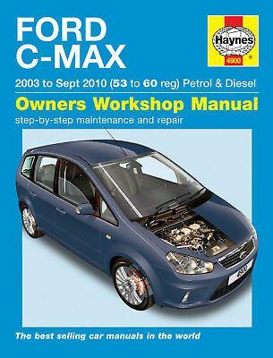 Advertisement Ebay Haynes Ford C Max Essence Diesel 2003 2010 Manuel 4900 In 2020 Repair Manuals Manual Renault