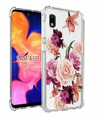 Samsung Galaxy A10e Case Girls Tpu Flower Protection Rubber Soft Galaxy A10e Girly Phone Cases Tumblr Phone Case Samsung Phone Cases