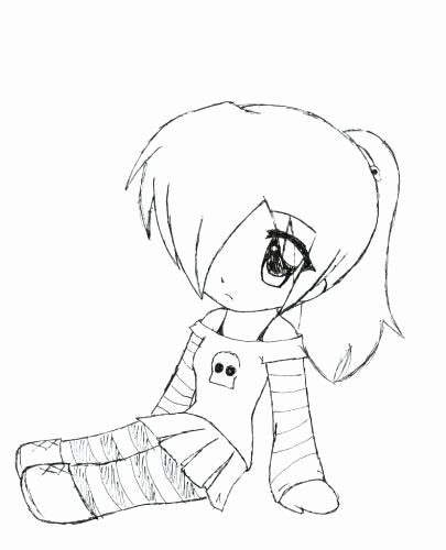 Easy Anime Coloring Pages Inspirational Easy Anime Coloring Pages At Getdrawings In 2020 Cool Coloring Pages Coloring Pages Inspirational Elephant Coloring Page