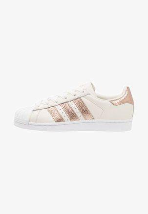 STAN SMITH Sneaker low footwear whitesilver metallic