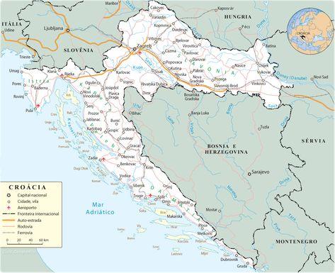 Republica De Croacia Capital Zagreb 4 290 612 Habitantes Idioma