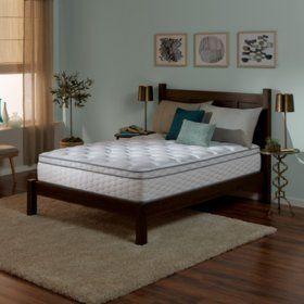 Serta Perfect Sleeper Wynstone Ii Cushion Firm Eurotop Mattress