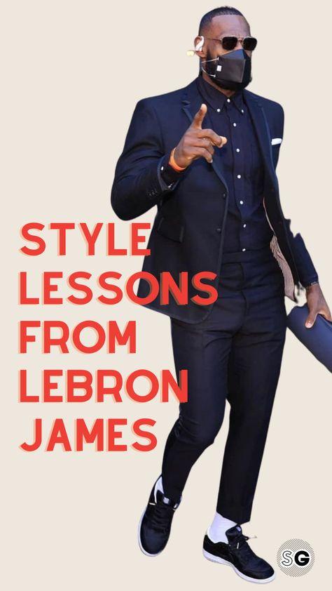 LeBron James Fashion   Celebrity Style
